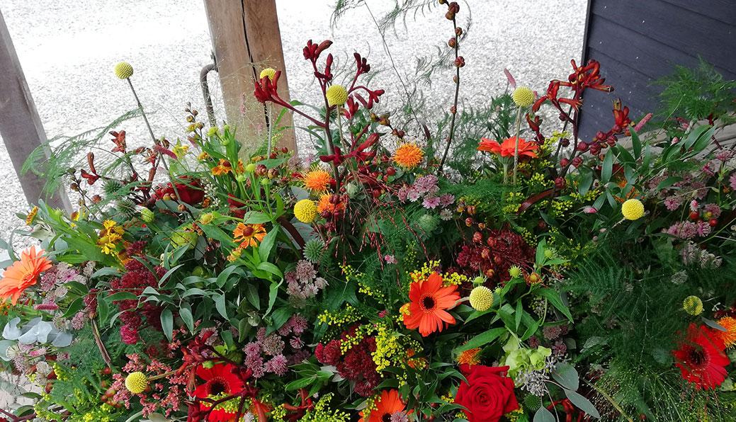 Gelegenheids bloemwerk